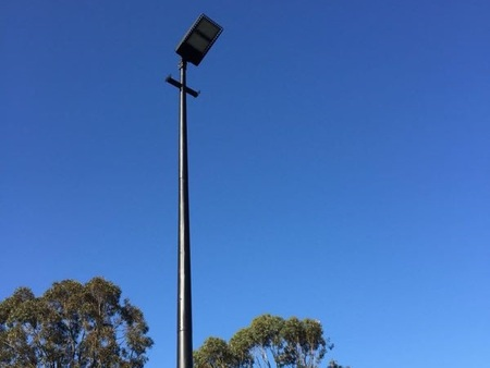 LED Shoebox Light Project - In Australia