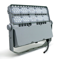 Fin-Style Flood Lights
