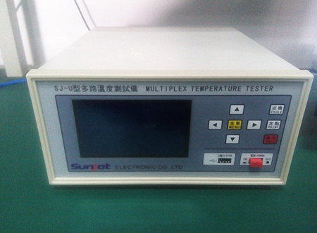 Test Equipment-Multiplex Temperature Tester