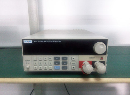 Test Equipment- Electronic Load Meter