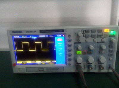 Test Equipment-Digital Oscilloscope 1