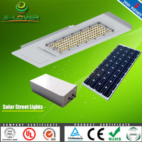 Seperate Solar Street Lights - Slim