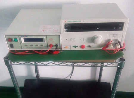 Test Equipment-Safety Test Machine