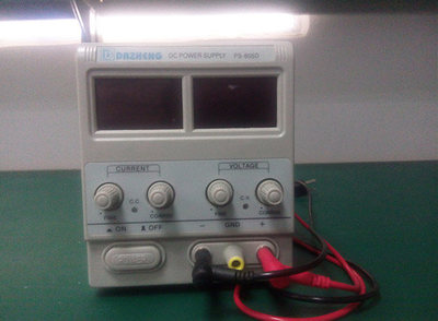 Test Equipment-DC Power Supply
