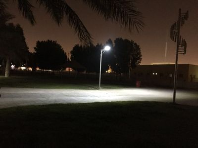 Solar Street Light  - In Middle East